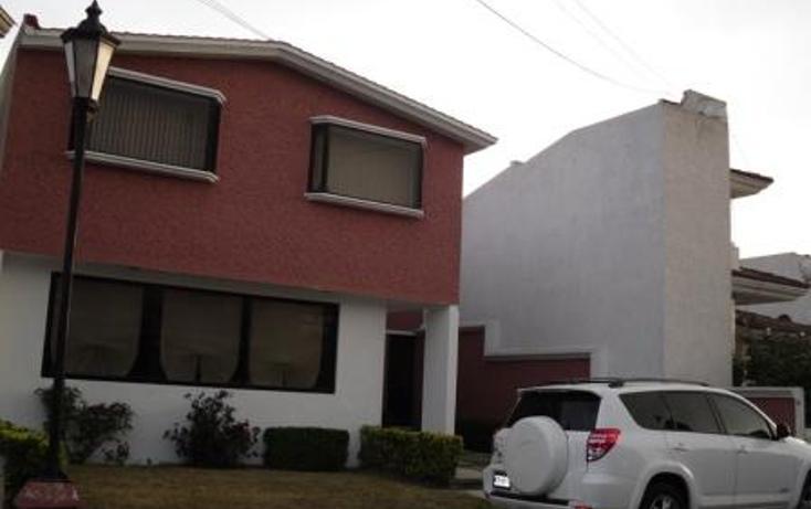 Foto de casa en venta en  , villas metepec, metepec, méxico, 1418297 No. 01