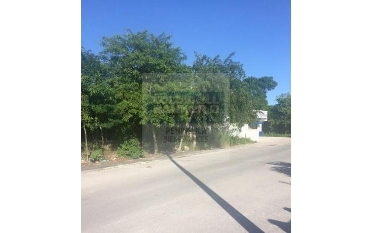 Foto de terreno comercial en venta en  sm 21manzana 62, villas morelos i, benito juárez, quintana roo, 1574894 No. 03