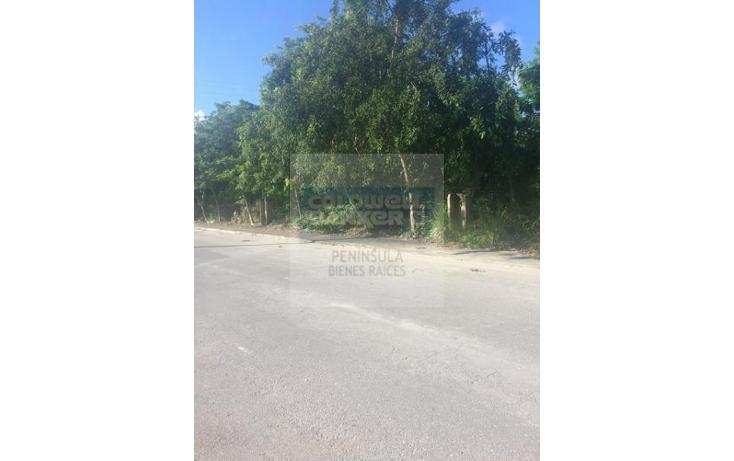 Foto de terreno comercial en venta en  sm 21manzana 62, villas morelos i, benito juárez, quintana roo, 1574894 No. 04