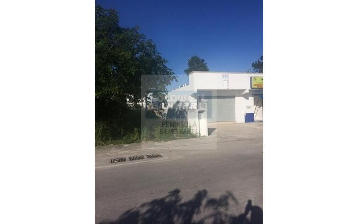 Foto de terreno comercial en venta en  sm 21manzana 62, villas morelos i, benito juárez, quintana roo, 1574894 No. 06