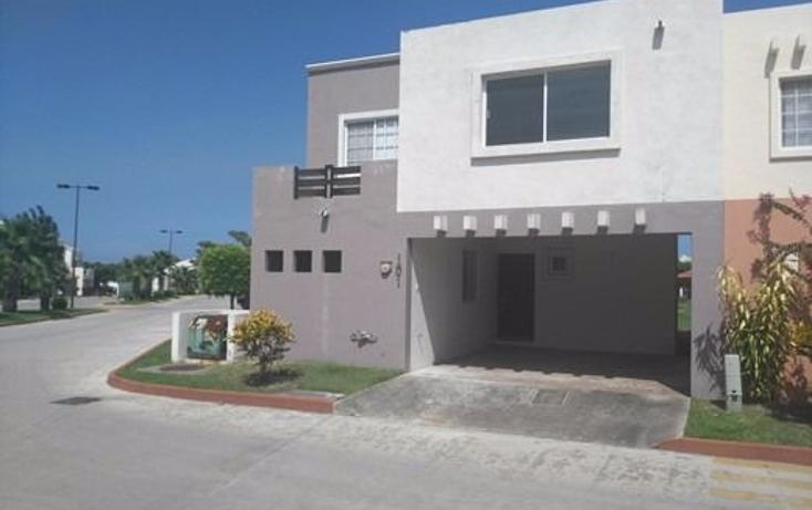 Foto de casa en renta en  , villas náutico, altamira, tamaulipas, 1069935 No. 01