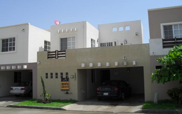 Foto de casa en renta en  , villas náutico, altamira, tamaulipas, 1274983 No. 01