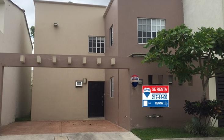 Foto de casa en renta en  , villas n?utico, altamira, tamaulipas, 1297211 No. 01