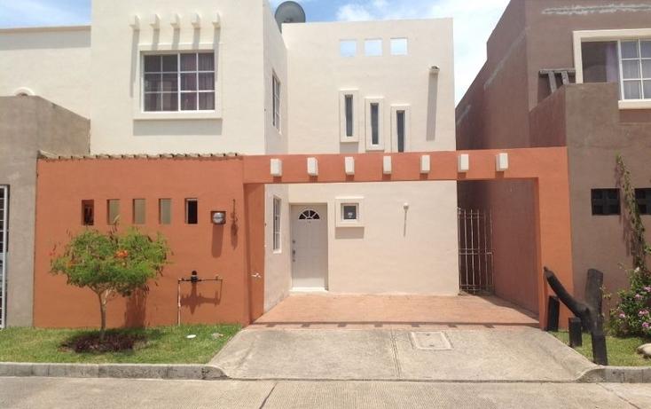 Foto de casa en renta en  , villas n?utico, altamira, tamaulipas, 1357829 No. 01