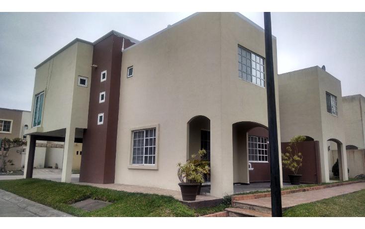 Foto de casa en renta en  , villas n?utico, altamira, tamaulipas, 1480167 No. 01