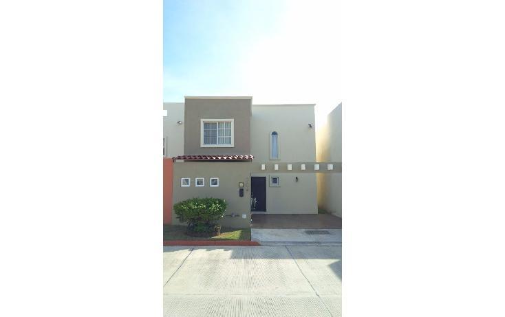 Foto de casa en renta en  , villas náutico, altamira, tamaulipas, 1517417 No. 01