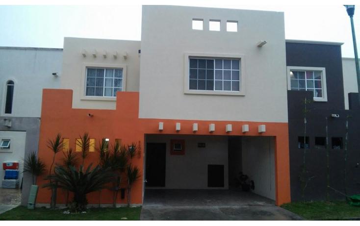 Foto de casa en venta en  , villas náutico, altamira, tamaulipas, 1640716 No. 01