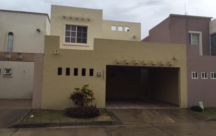 Foto de casa en renta en  , villas n?utico, altamira, tamaulipas, 1747132 No. 01