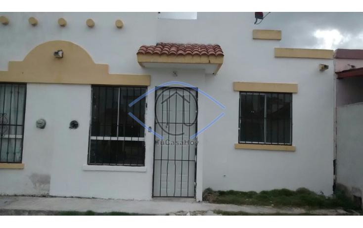 Foto de casa en venta en  , villas otoch, benito juárez, quintana roo, 1208833 No. 01