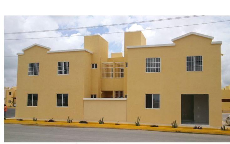 Foto de edificio en venta en, villas otoch, benito juárez, quintana roo, 1290953 no 01