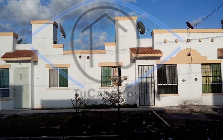 Foto de casa en venta en  , villas otoch, benito juárez, quintana roo, 1974404 No. 01