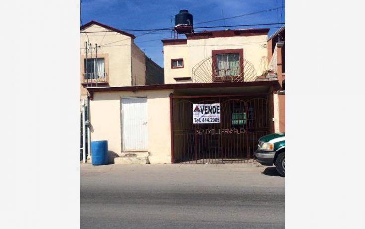 Foto de casa en venta en, villas residencial del real, juárez, chihuahua, 1749708 no 01