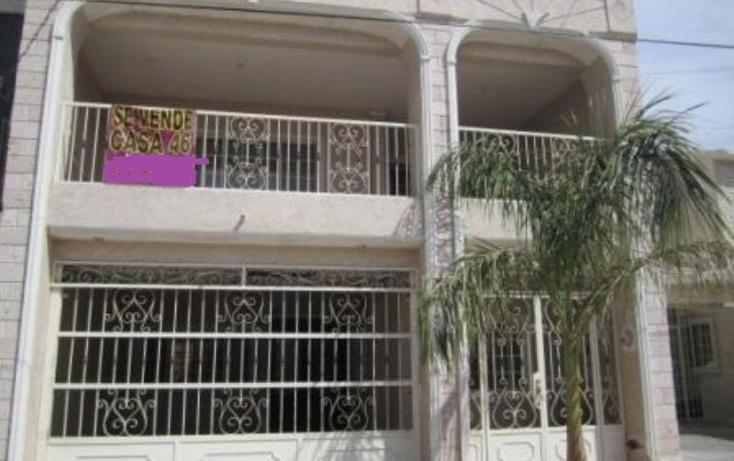 Foto de casa en venta en  , villas residenciales, torre?n, coahuila de zaragoza, 1633400 No. 01