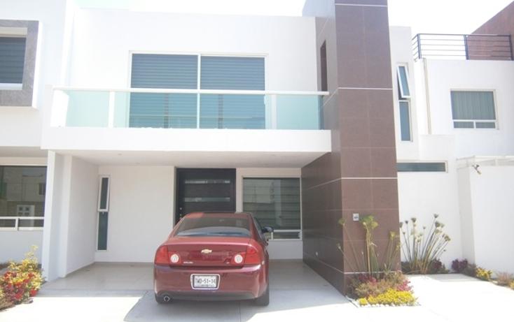 Foto de casa en venta en  , villas san diego, san pedro cholula, puebla, 1099241 No. 01