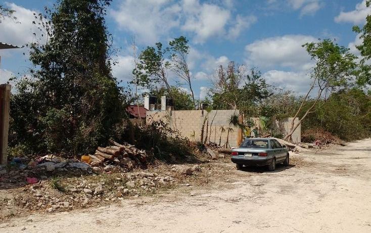 Foto de terreno habitacional en venta en  , villas tulum, tulum, quintana roo, 1277465 No. 04