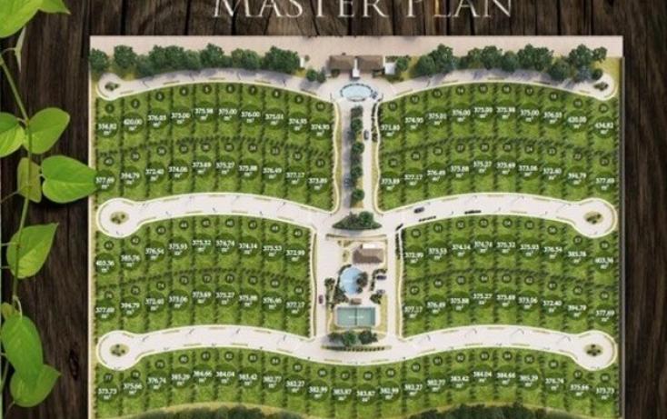 Foto de terreno habitacional en venta en  , villas tulum, tulum, quintana roo, 1370479 No. 02