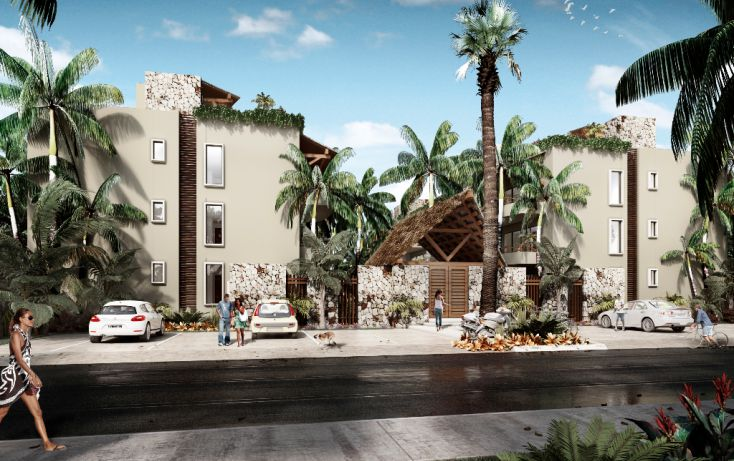 Foto de departamento en venta en, villas tulum, tulum, quintana roo, 1526267 no 03