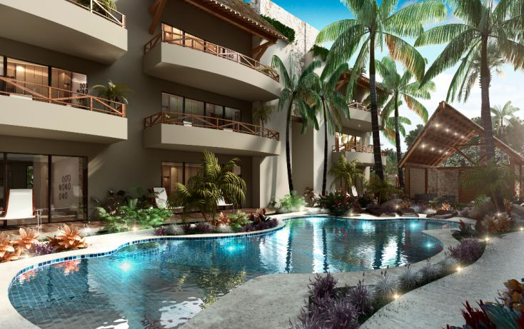 Foto de departamento en venta en, villas tulum, tulum, quintana roo, 1526267 no 05