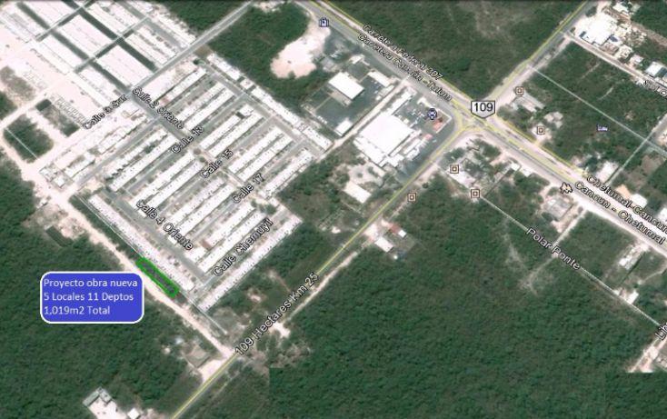 Foto de terreno comercial en venta en, villas tulum, tulum, quintana roo, 1598380 no 02