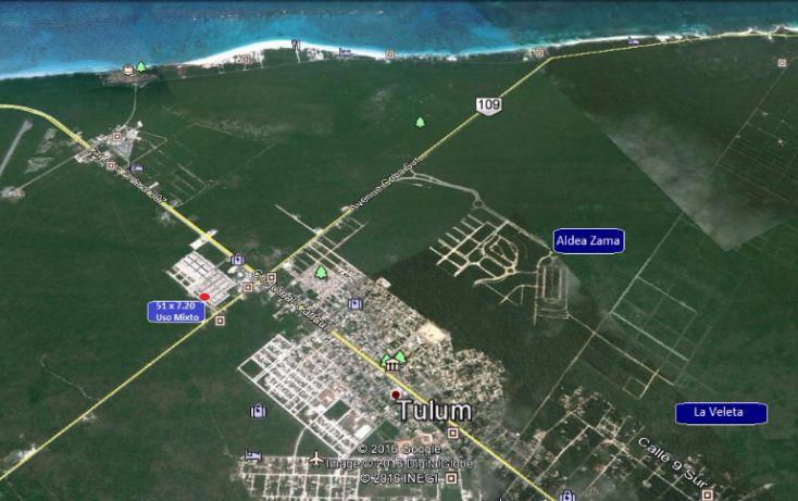 Foto de terreno comercial en venta en, villas tulum, tulum, quintana roo, 1598380 no 03