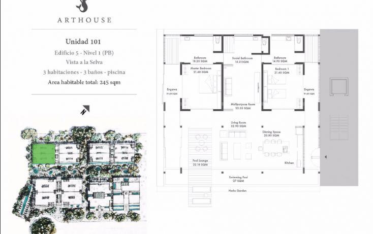 Foto de departamento en venta en, villas tulum, tulum, quintana roo, 1609704 no 17