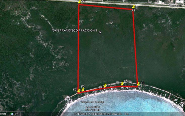 Foto de terreno habitacional en venta en, villas tulum, tulum, quintana roo, 1624522 no 01