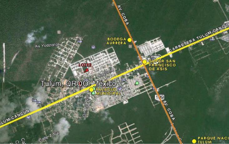 Foto de terreno comercial en venta en, villas tulum, tulum, quintana roo, 1941346 no 01