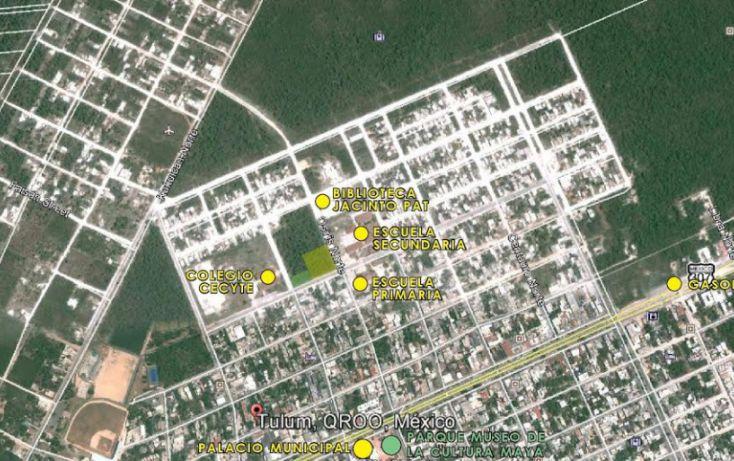 Foto de terreno comercial en venta en, villas tulum, tulum, quintana roo, 1941346 no 03