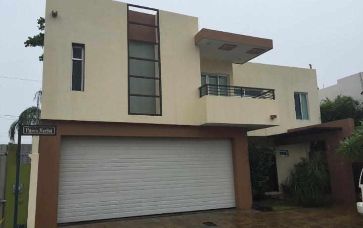 Foto de casa en venta en  , viñedos, culiacán, sinaloa, 1048609 No. 01