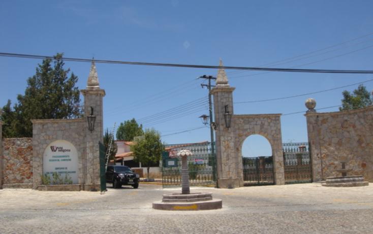 Foto de terreno habitacional en venta en  , viñedos, tequisquiapan, querétaro, 1048285 No. 02
