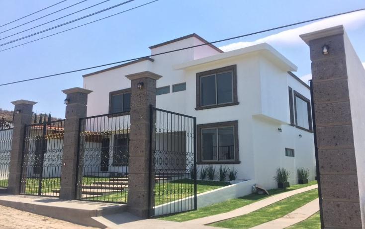Foto de casa en venta en  , viñedos, tequisquiapan, querétaro, 1807702 No. 01
