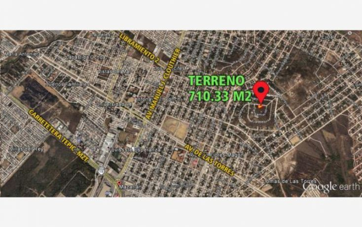 Foto de terreno habitacional en venta en violeta 6, primavera, mazatlán, sinaloa, 1372209 no 02