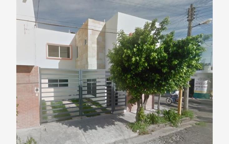 Foto de casa en venta en  , virgilio uribe, veracruz, veracruz de ignacio de la llave, 1721912 No. 01