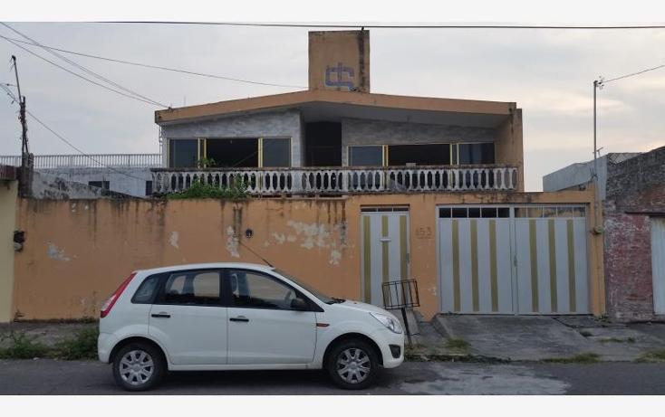 Foto de edificio en venta en  , virgilio uribe, veracruz, veracruz de ignacio de la llave, 1731594 No. 01