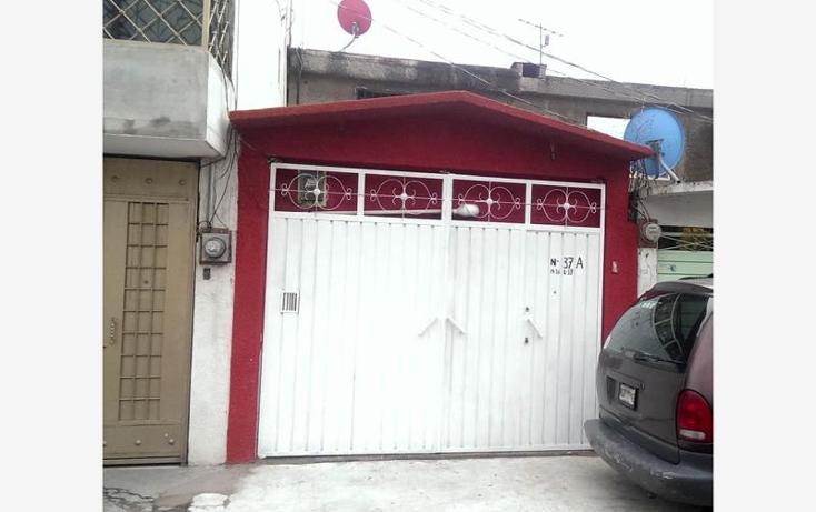 Foto de casa en venta en virgo 37-a, izcalli santa clara, ecatepec de morelos, méxico, 1447323 No. 01