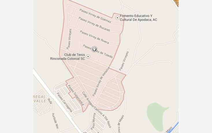 Foto de terreno habitacional en venta en virrey de toledo 00, rinconada colonial 9 urb, apodaca, nuevo león, 787069 No. 04