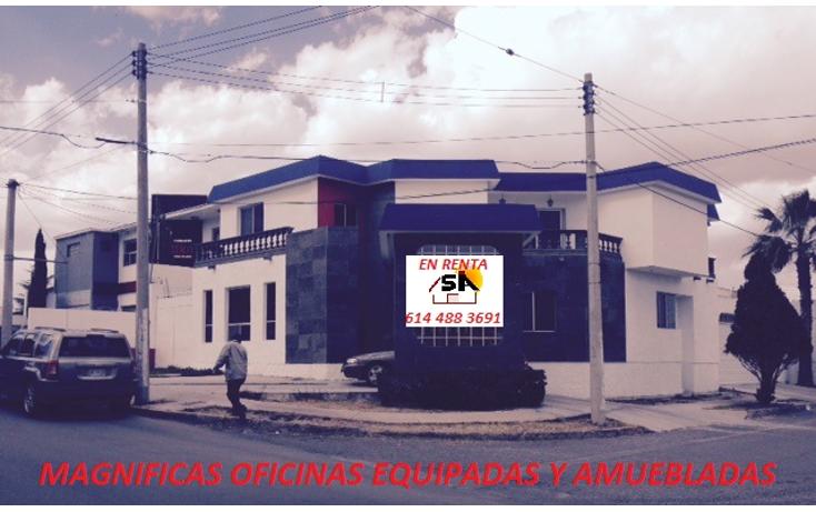 Foto de oficina en renta en  , virreyes i, chihuahua, chihuahua, 1195421 No. 01