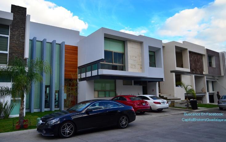 Foto de casa en venta en  , virreyes residencial, zapopan, jalisco, 1466157 No. 01