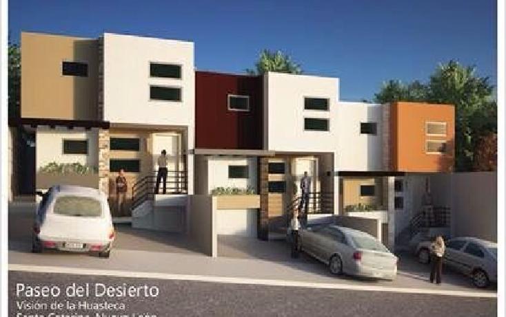 Foto de casa en venta en  , visión de la huasteca 1 sector, santa catarina, nuevo león, 1276215 No. 02