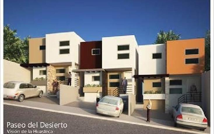 Foto de casa en venta en  , visión de la huasteca 1 sector, santa catarina, nuevo león, 1276215 No. 03