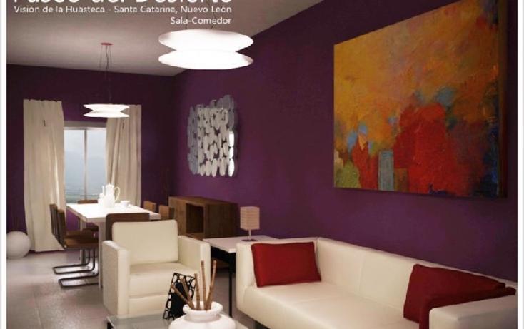 Foto de casa en venta en  , visión de la huasteca 1 sector, santa catarina, nuevo león, 1276215 No. 04