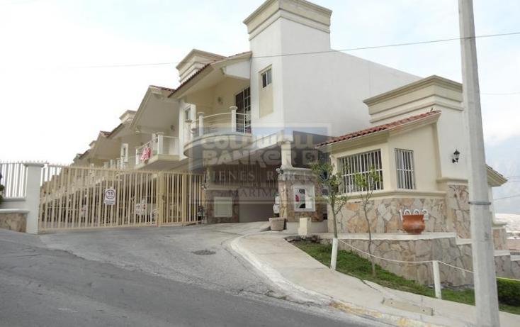 Foto de casa en venta en  , visión de la huasteca 1 sector, santa catarina, nuevo león, 598904 No. 13