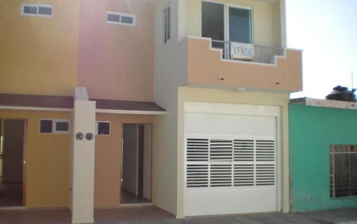 Foto de casa en venta en  , vista alegre, boca del río, veracruz de ignacio de la llave, 1013045 No. 01