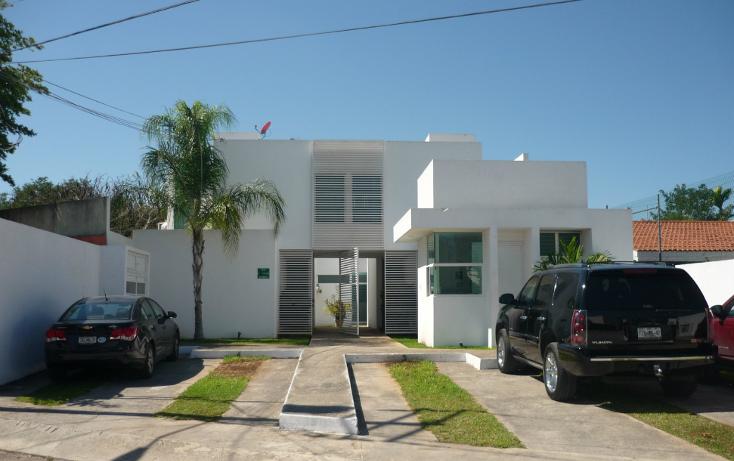 Foto de departamento en renta en  , vista alegre, mérida, yucatán, 1072057 No. 01