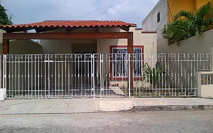 Foto de casa en renta en  , vista alegre, mérida, yucatán, 1241009 No. 01