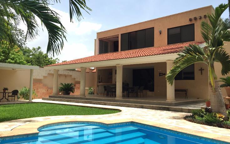Foto de casa en venta en  , vista alegre, mérida, yucatán, 1259175 No. 01