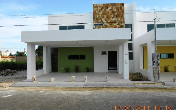 Foto de casa en venta en  , vista alegre, mérida, yucatán, 1272327 No. 01