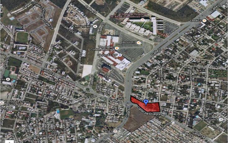 Foto de terreno habitacional en venta en  , vista alegre, mérida, yucatán, 1417295 No. 02