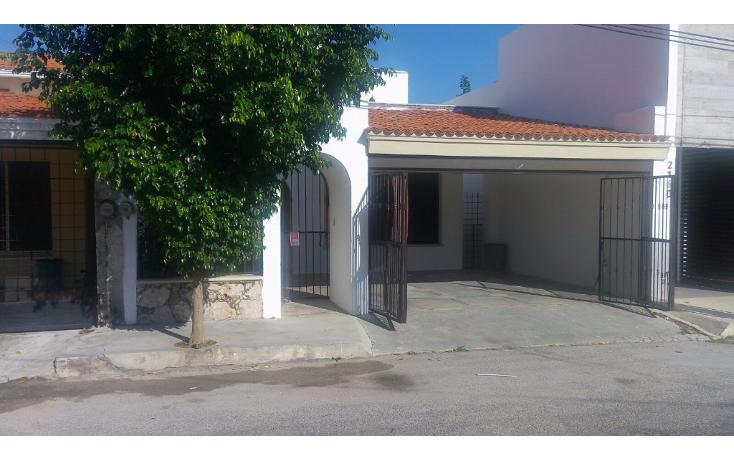 Foto de casa en venta en  , vista alegre, mérida, yucatán, 1660304 No. 01