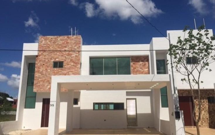 Foto de casa en venta en  , vista alegre, mérida, yucatán, 1683938 No. 01